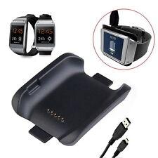 USB Ladegerät Smartwatch Charger Ladestation Dock Wiege für Samsung Gear SM-V700