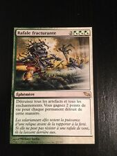 MTG MAGIC SHADOWMOOR FRACTURING GUST (FRENCH RAFALE FRACTURANTE) NM