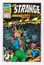 DOCTOR STRANGE SORCERER SUPREME ANNUAL 3  NO BAG, NO CARD  (9.2) SHIPS FREE *