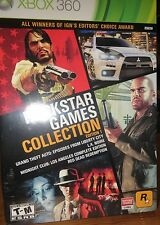 Rockstar Games Collection Ed. 1 * GTA, L.A. Noire  (Xbox, 2012)   Factory Sealed