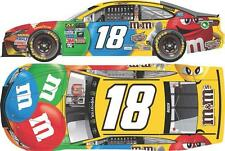 2017 KYLE BUSCH #18 M&M'S 1:64 ACTION NASCAR DIECAST