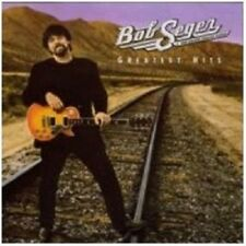 BOB SEGER - GREATEST HITS  CD  14 TRACKS BLUES ROCK COMPILATION / BEST OF NEU