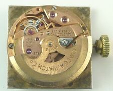 Omega 661 Automatic Wristwatch Movement  -  Spare Parts, Repair!