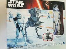 Star Wars Assault Walker with Riot Control Stormtrooper Sergeant NEW boxed