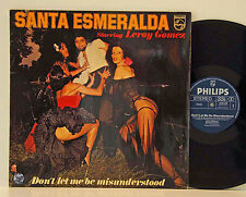 Santa Esmeralda       Don´t let me be misunderstood       no Barcode     NM # 1