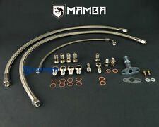 MAMBA Turbo Oil & Water Line kit for Top Mount Nissan S13 S14 S15 w/ TD05H TD06
