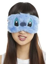 Disney Lilo & Stitch Fuzzy Sleep Eye Mask Gift New With Tags!