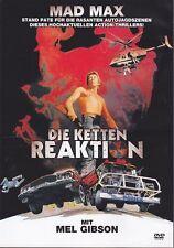 THE CHAIN REACTION (NUCLEAR RUN) 1980 Mel Gibson -  DVD - PAL Region 2 - New