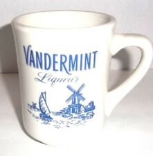 Vandermint Liqueur Heavy Coffee Mug Cup Windmill Dutch Coffee Recipe