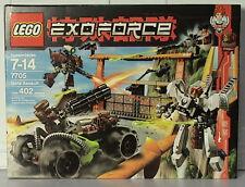 NEW Lego Exo-Force 7705 Gate Assault New SEALED