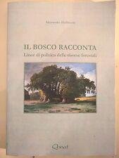 ALESSANDRO HOFFMANN - IL BOSCO RACCONTA - POLITICA RISORSE FORESTALI -QANAT 2010