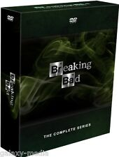 Breaking Bad The Complete Series Season 1-6 Final (DVD 21-Disc) 1 2 3 4 5 6 New