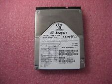 "Seagate Medalist Pro 2520 2.56 GB,Internal,5400 RPM,3.5"" (ST52520A) Hard Drive"