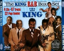 The King R&B Box Set New CD