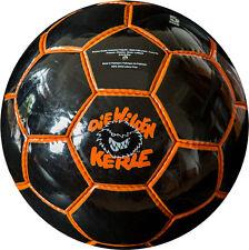 Die Wilden Kerle Ball Fußball Wilde Kerle Schwarz Gr. 5 Fußballkerle 4-Lagig NEU