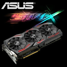 ASUS GeForce GTX 1080 A8G Gaming -NEW- (STRIX-GTX1080-A8G-GAMING)