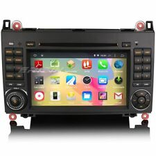 "7"" Quad Core Android 4.4 Car GPS Benz A/B Class W169 W245 Sprinter Vito ES2682B"