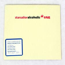 Starsailor - Alcoholic - musica cd ep - buono stato