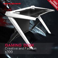 DXRacer Office Desk  Gaming Desk Comfortable Table Computer Desks GD1000/NW