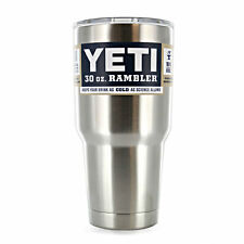 Yeti Cooler Bilayer Stainless Steel Insulated Travel 30 oz Cup Rambler Tumbler