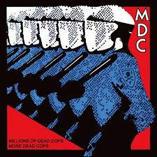 MDC - MILLIONS OF DEAD COPS CD (1982) US HC-PUNK / + 11 BONUS-TRACKS