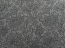 William Morris Curtain Fabric 'Chrysanthemum Toile' 1.2 METRES Sisal/Canvas