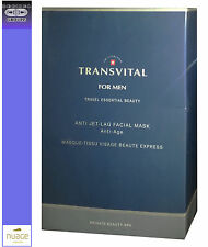 TRANSVITAL ANTI JET-LAG FACIAL MASK ANTI-AGE 18 ml x 4 Travel Essential Beauty