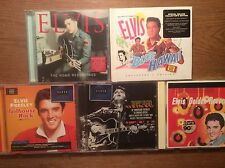 Elvis Presley [5 CD Alben] Blue Hawaii + Home Recordings + Jailhouse Rock+ Tiger