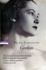 Edith Templeton GORDON