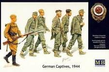 MB MasterBox German Captives Deutsche gefangene Soldaten 1:35 Modell-Bausatz kit