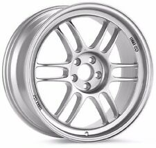 Enkei RPF1 17x9 +35mm Offset 5x114.3 in Silver | 379-790-6535SP