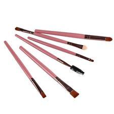 6PCS Cosmetic Makeup Brush Lip Makeup Brush Eyeshadow Brush