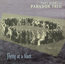 PARADOX TRIO - Flying At A Slant CD ** Excellent Condition **