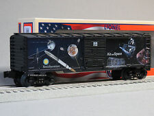 LIONEL SMITHSONIAN SPACE BOXCAR air & o gauge train 83157 Made USA 6-83156 NEW