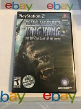 Peter Jackson's King Kong - PlayStation 2 Game,case , Manual Complete