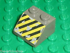 LEGO UNDERGROUND OldDkGray slope brick ref 3039px16 / Set 4980 4970 4940 4990...