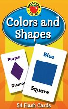 Colors and Shapes Flash Cards(Brighter Child Flash Cards)Cards by Brighter Child
