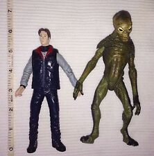 X-FILES Fight the Future Agent Fox Mulder Alien Arctic Action Figure McFarlane