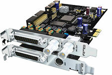 RME HDSPe AES: 32-Channel 192 kHz AES/EBU PCI Express Card - NEU!
