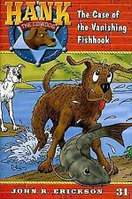 The Case of the Vanishing Fishhook (Hank the Cowdog 31)-ExLibrary