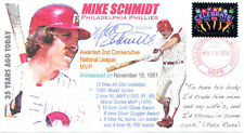 COVERSCAPE computer designed 35th anniversary of Mike Schmidt  NL MVP cover
