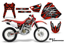HONDA XR 400 XR400 96-04 GRAPHICS KIT CREATORX DECALS STICKERS BOLT THROWER R