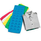 US Small size Laundry kid Magic Fast Speed Folder Clothes T-Shirt Fold Board