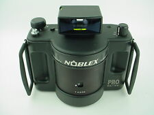 NOBLEX PRO 06/150 120 FILM MEDIUM FORMAT 6X12 PANORAMIC CAMERA ZEISS LENS