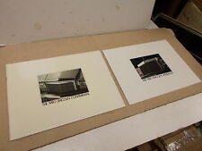 Lincoln NOS Sales Brochures (Lot of 2) 1980 Continental/Versailles
