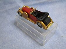 M272 MATCHBOX 1/43 MODELS OF YESTERDAY LAGONDA DROPHEAD COUPE 1938 Ref Y11