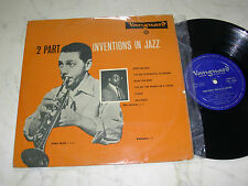 "10"" ruby Braff and Ellis Larkins two-part Erne dans Jazz 50s vanguard LP"
