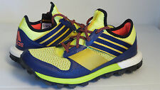 New Adidas Outdoor Response Trail Boost Shoes Hiking Trails Women 7 Solar Yellow