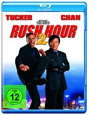 RUSH HOUR 2 (Chris Tucker, Jackie Chan)  - Blu Ray - Sealed Region B