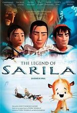 The Legend Of Sarila / La légende de Sarila (Bilingual), New DVD, ,